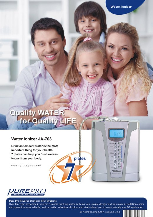 Purepro Usa Water Ionizers