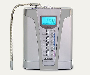 how to clean kangen machine sd501